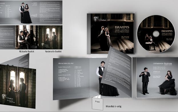 NEU CD Brahms